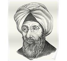 Ibn al Haytham ابن الهيثم Poster