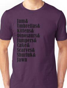Sherlock Fandom Unisex T-Shirt