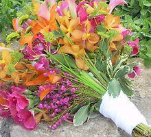 spring bouquet by Dea Liang