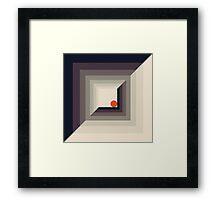 Dot Framed Print