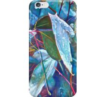 Iphone Cover - Gum Leaves iPhone Case/Skin