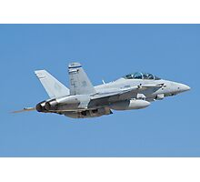 164677 F/A-18D Hornet on Take Off Photographic Print