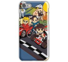 Super Fighting Kart iPhone Case/Skin