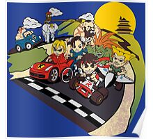 Super Fighting Kart Poster