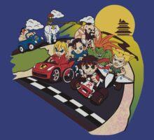 Super Fighting Kart by LgndryPhoenix