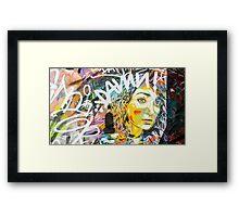 Urban Madam III Framed Print