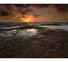 """The Dance of Eternity"" ∞ Little Bay, NSW - Australia Photographic Print"