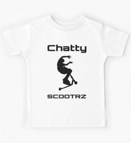 Chatty Scootrz Kids Tee