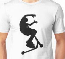 Scooter Trick - No Hander Unisex T-Shirt