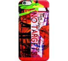 No Target iPhone Case/Skin