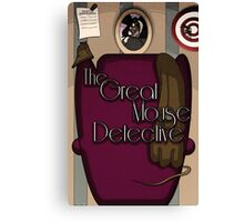 The Great Mouse Detective Canvas Print