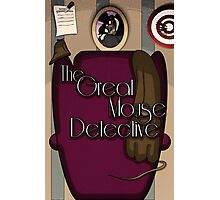 The Great Mouse Detective Photographic Print