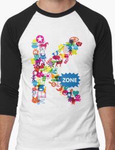 Icons Men's Baseball ¾ T-Shirt