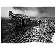 Black Scar House 01 - Yorkshire Dales, UK Poster
