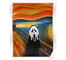 Scream Mash-up Poster