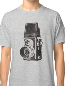 Vintage Beautyflex TLR camera Classic T-Shirt
