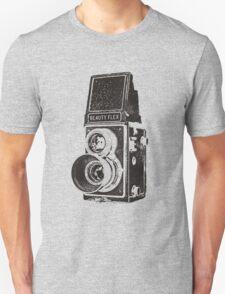 Vintage Beautyflex TLR camera T-Shirt