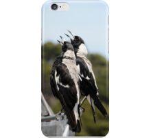Chortling Duo (iphone) iPhone Case/Skin