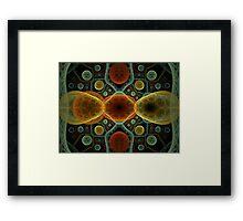 Curlscope Chambers Framed Print