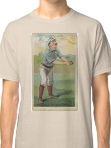 Benjamin K Edwards Collection Ed Andrews Philadelphia Quakers baseball card portrait 001 Classic T-Shirt