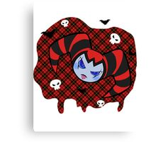 Spunky Reala the Nightmaren Canvas Print