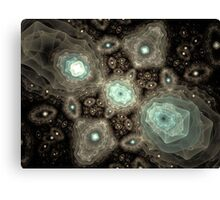 Into The Cosmos Canvas Print