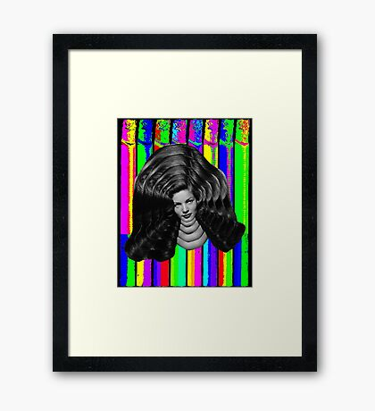 Bacall Baby Framed Print