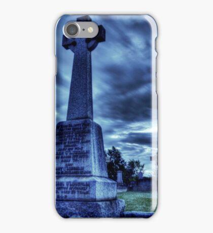 Leongatha Cemetary iPhone Case/Skin