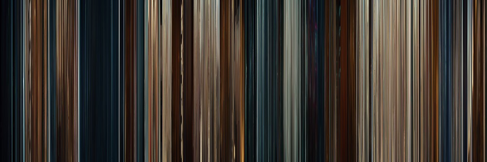 Moviebarcode: Thor (2011) by moviebarcode
