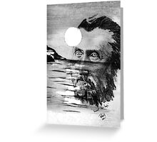 Vincent Van Gogh Greeting Card