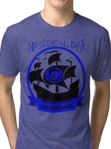 uk bristol ship by rogers bros Tri-blend T-Shirt