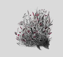 Hedgehog by LinetteNo