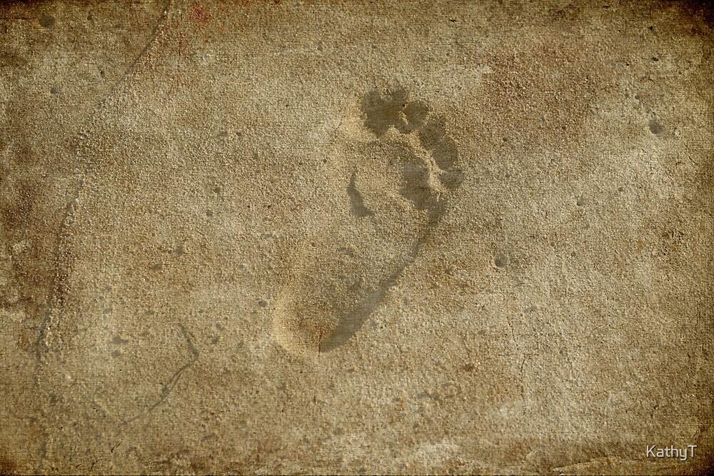 Tiny Steps by KathyT