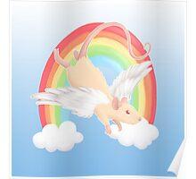 Over the Rainbow Bridge Poster