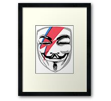 Guy Bowie Framed Print