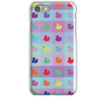 Quackers iPhone Case/Skin