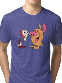 Sten & Rimpy Tri-blend T-Shirt