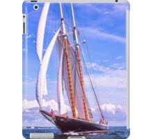 Super Schooner iPad Case/Skin