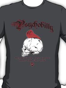 Psychobilly Skull T-Shirt
