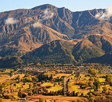New Zealand by Mel Brackstone