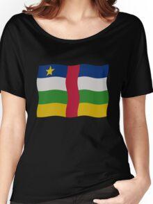 République Centrafricaine Women's Relaxed Fit T-Shirt