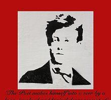 Arthur Rimbaud by Scott Larson