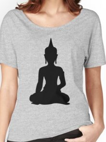 Simple Buddha Women's Relaxed Fit T-Shirt