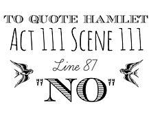 Hamlet by prettymuch