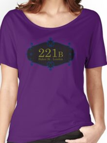 221B Baker St Women's Relaxed Fit T-Shirt
