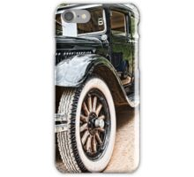 Dodge Sedan iPhone Case/Skin