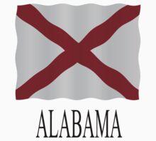 Alabama flag Kids Clothes