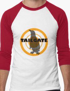 OFFICIAL Tailgate Merchandise Men's Baseball ¾ T-Shirt