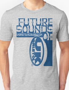future sounds of uk bristol by rogers bros T-Shirt