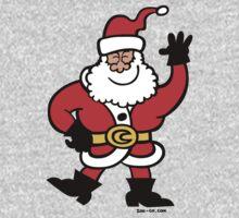 Santa Claus Greetings Kids Clothes